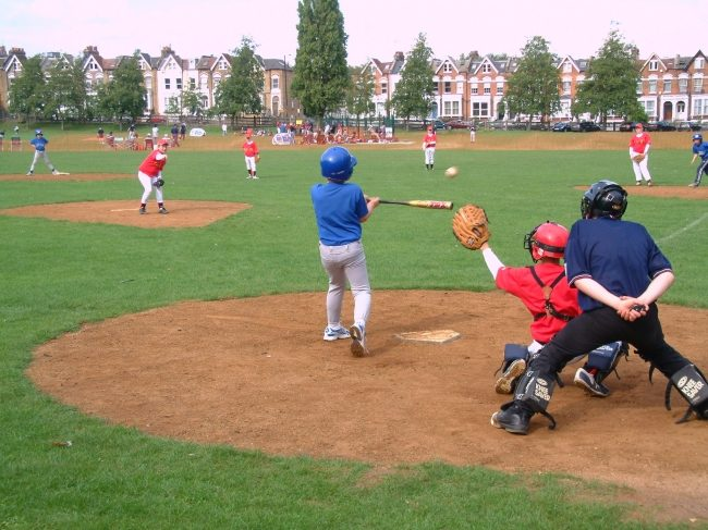 Hitting Tips on Youth Baseball