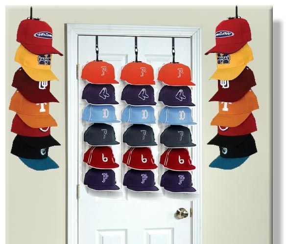 baseball cap rack different styles details and pictures