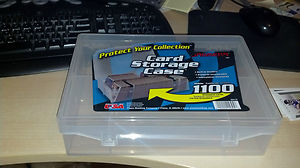 Baseball Card Holders Container Types Details And