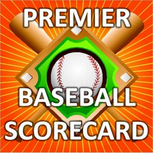 baseball score sheet