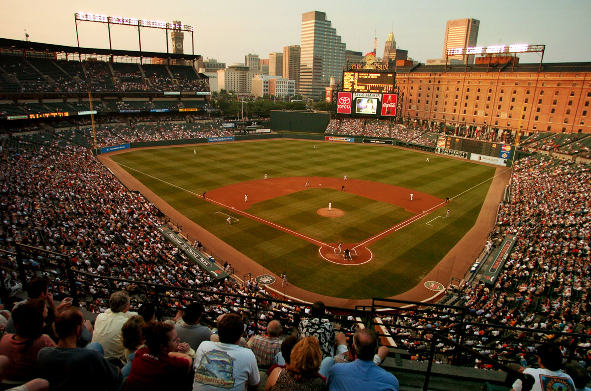 Best Baseball Stadiums Mlb Ballpark Rankings Top 5