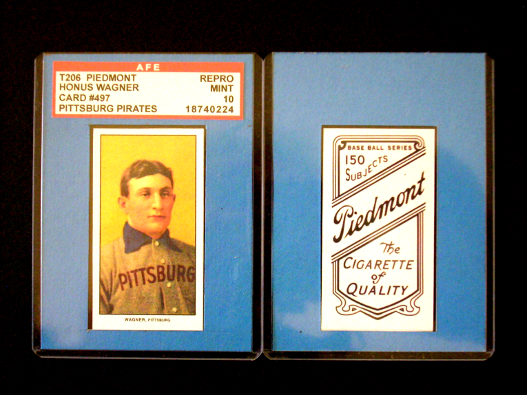 T206 Honus Wagner Baseball Card History Updates Price Value