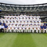 New York Mets Team Picture