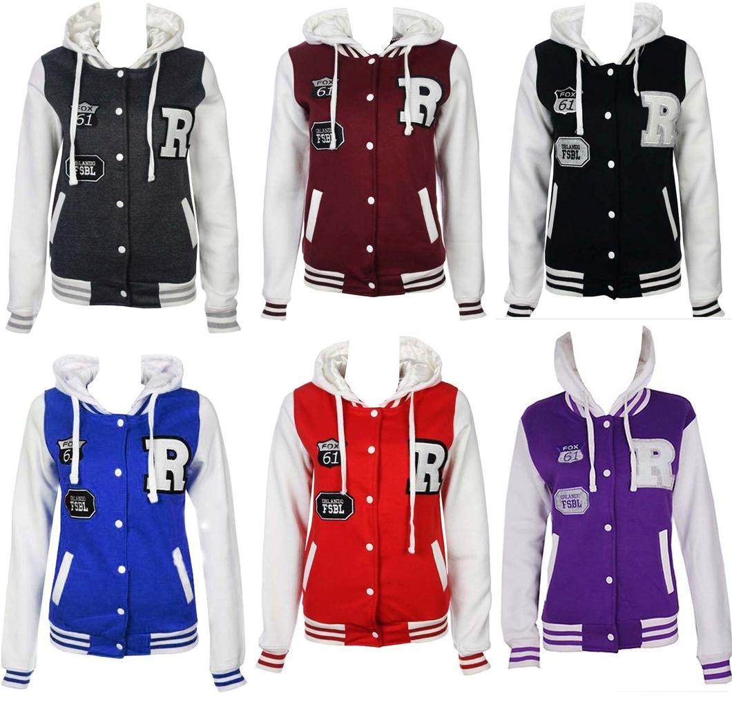 Women Baseball Jacket Ideas Fashion &amp Pictures | Line Up Forms