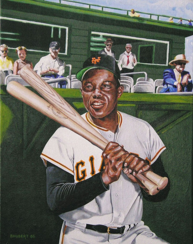 willie-mays-baseball-painting