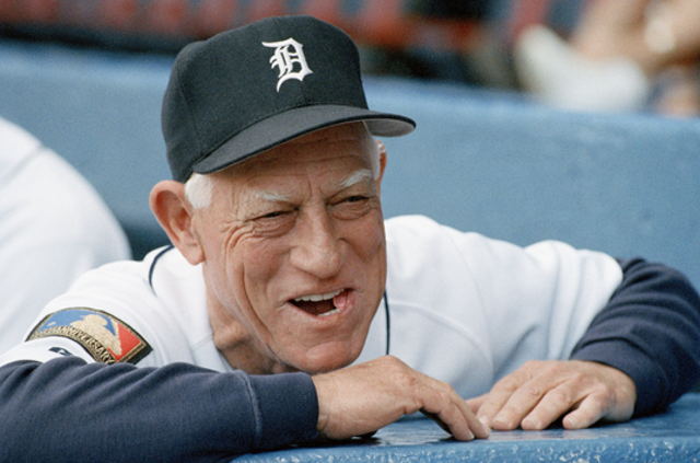 Best Baseball Managers Sparky Anderson