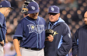 Matt Moore injured UCL
