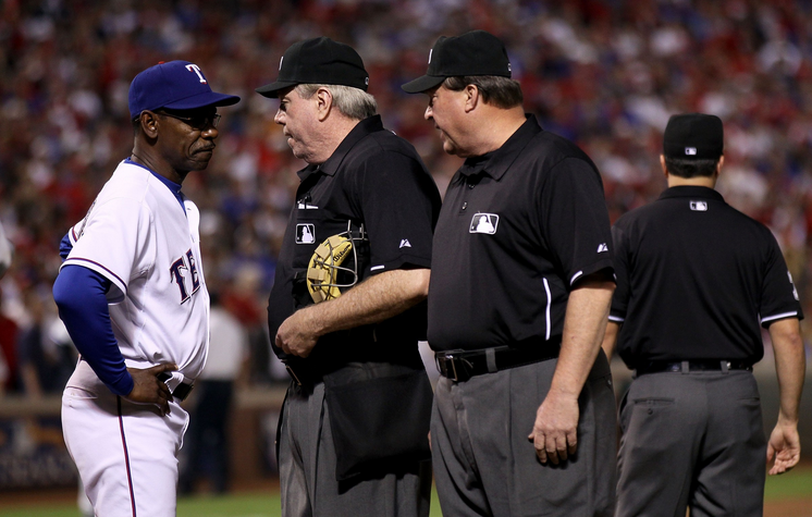 Ron Washington replay