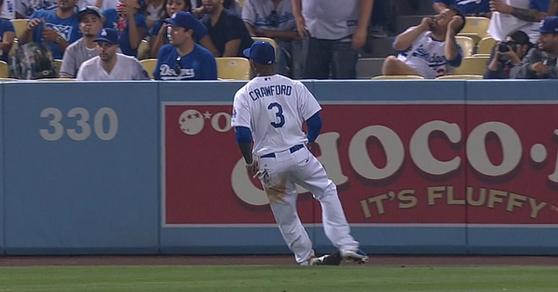 Carl Crawford Ankle