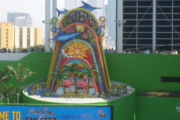 Marlin Park Sculpture