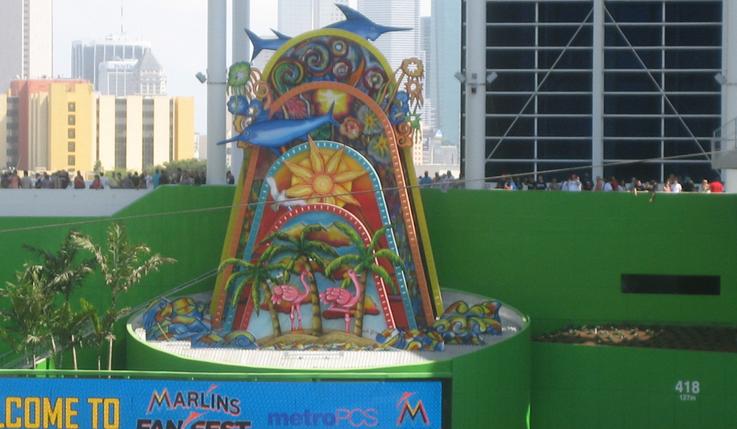 Marlin Park Sculpture