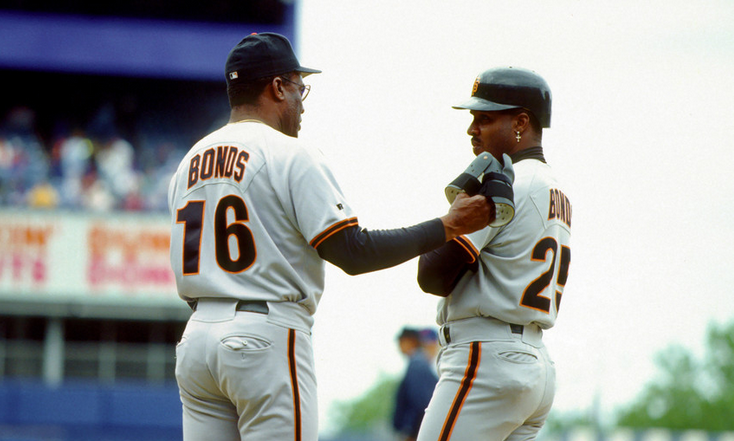 Bobby Bonds and Barry Bonds