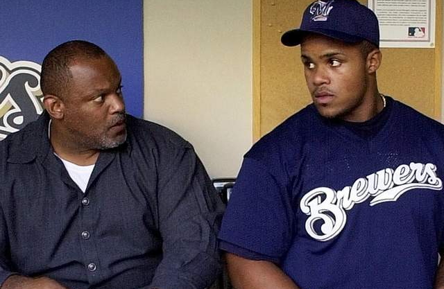 Cecil fielder and Prince fielde