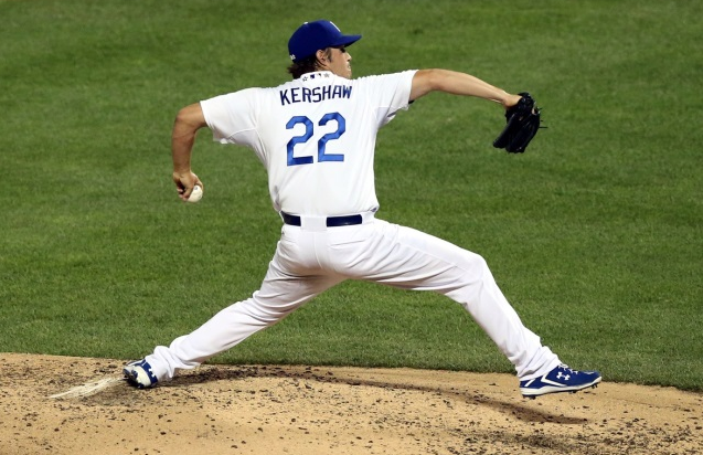 Clayton Kershaw no hitter