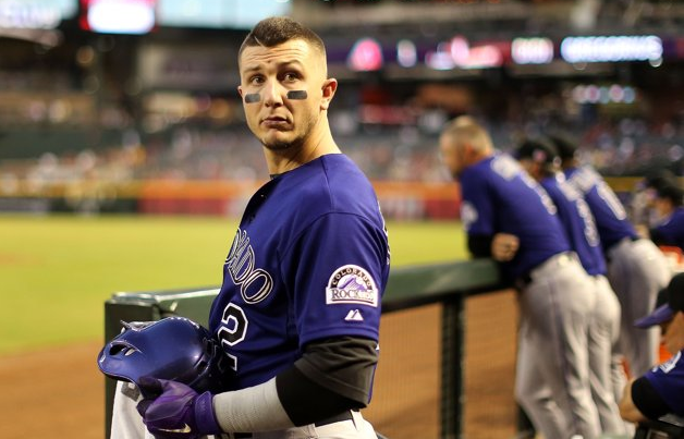 Troy Tulowitzki all-star