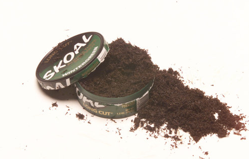 chewing tobacco baseball