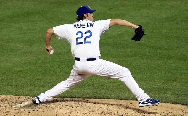 Clayton Kershaw best selling jersey