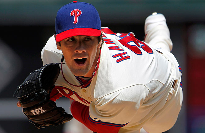 Cole Hamels traded