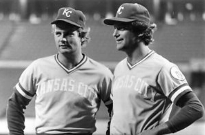 George and Ken brett