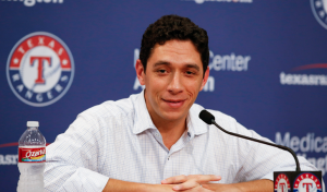 Jon Daniels trade deadline