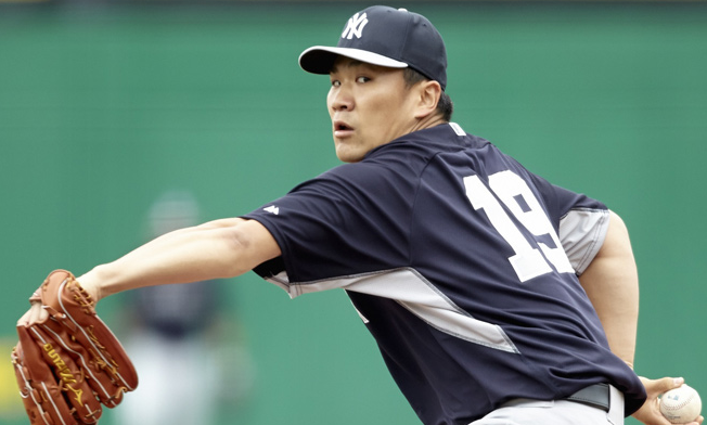 Tanaka injured