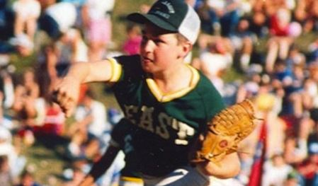 Chris Drury litle league world series