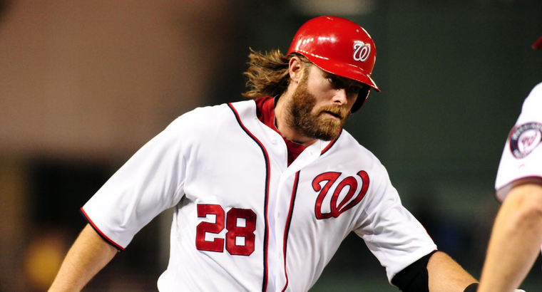 Jayson werth speeding