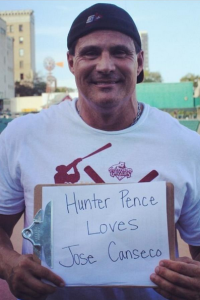 Jose Canseco Hunter Pence
