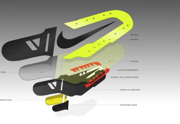 Nike Vapor 360 Fielding Glove