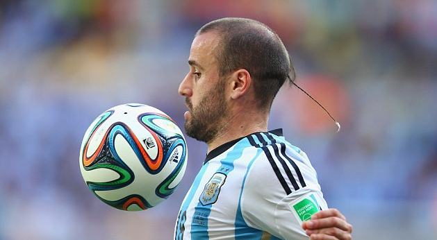 Rodrigo Palacio rat-tail