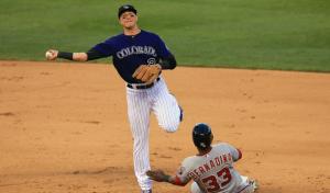 Troy Tulowitzki shortstop