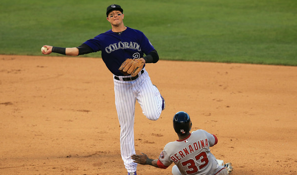 Troy Tulowitzki shortstop