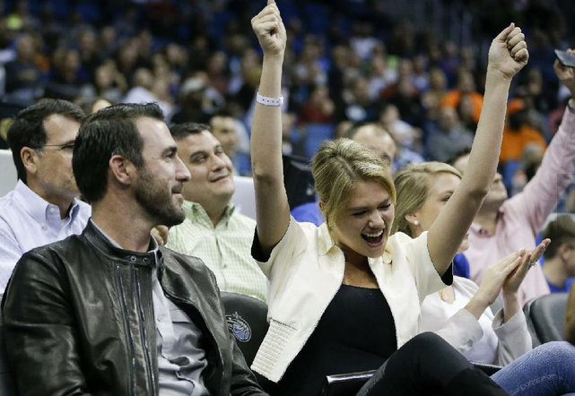 Kate Upton Verlander Basketball