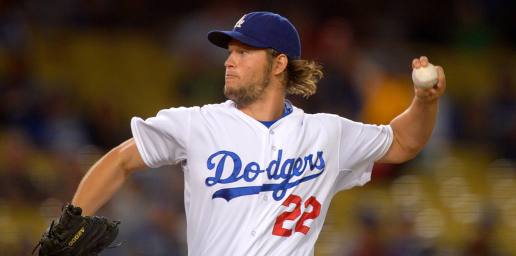 Clayton Kershaw Cy Young