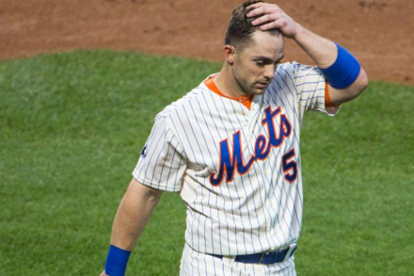 David Wright shoulder
