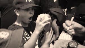 Derek Jeter gatorade kid